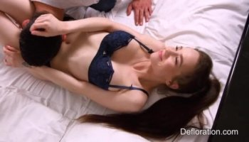 Longawaited anal fuck for a wench