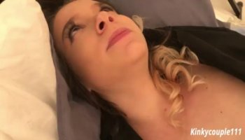 Pale redhead deep drilled in reverse cowgirl POV ride